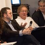 DACS panel discussion #VassilikiTzanakou #PierreFrancoisDocquir #NicholasSharp #MarkWaugh