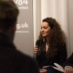 DACS panel discussion #vassilikitzanakou